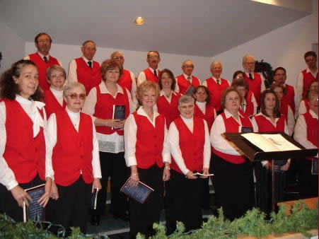Choir Vests
